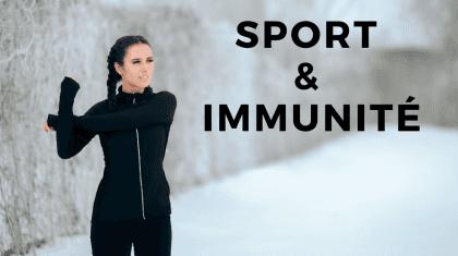 l'immunité des sportifs est mise à rude épreuve